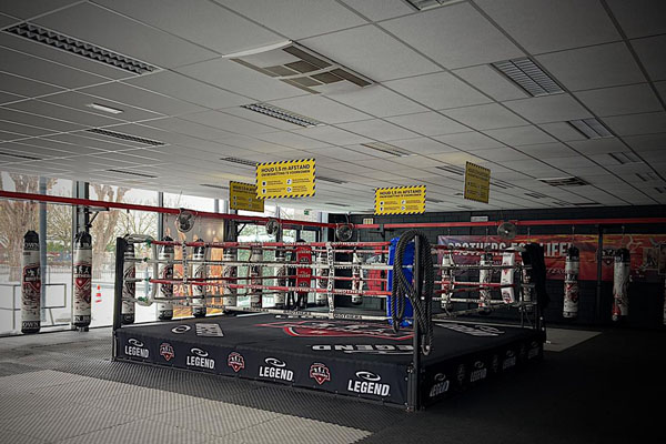 Sportcentrum Brothers - Bappie Tetteroo